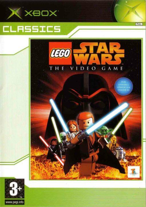 Hra Lego Star Wars The Video Game pro XBOX 360 X360 konzole