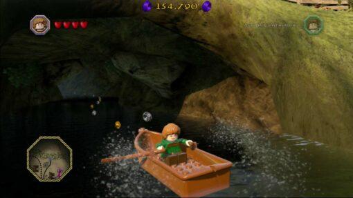 Hra Lego The Hobbit pro PS3 Playstation 3 konzole