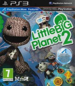 Hra Little Big Planet 2 pro PS3 Playstation 3 konzole
