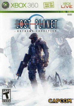 Hra Lost Planet: Extreme Condition pro XBOX 360 X360 konzole