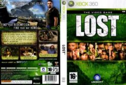 Hra Lost: The Videogame pro XBOX 360 X360 konzole