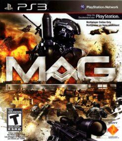 Hra MAG pro PS3 Playstation 3 konzole