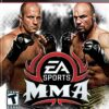 Hra MMA pro PS3 Playstation 3 konzole