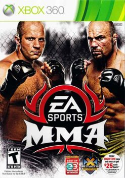 Hra MMA pro XBOX 360 X360 konzole