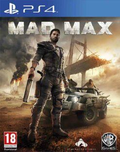 Hra Mad Max pro PS4 Playstation 4 konzole