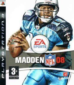 Hra Madden NFL 08 pro PS3 Playstation 3 konzole
