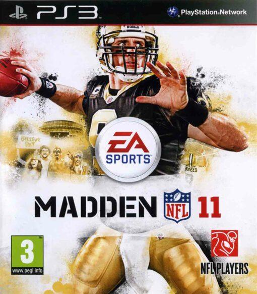 Hra Madden NFL 11 pro PS3 Playstation 3 konzole
