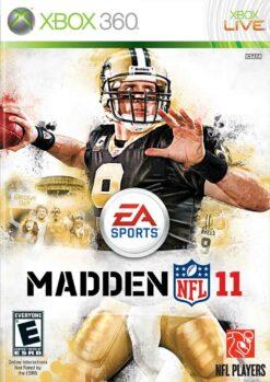 Hra Madden NFL 11 pro XBOX 360 X360 konzole
