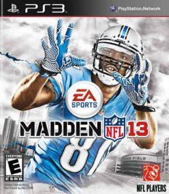 Hra Madden NFL 13 pro PS3 Playstation 3 konzole