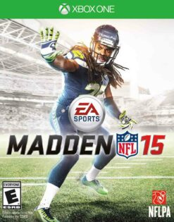 Hra Madden NFL 15 pro XBOX ONE XONE X1 konzole