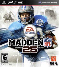 Hra Madden NFL 25 pro PS3 Playstation 3 konzole