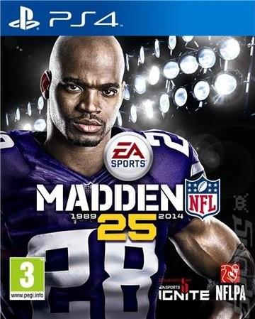 Hra Madden NFL 25 pro PS4 Playstation 4 konzole
