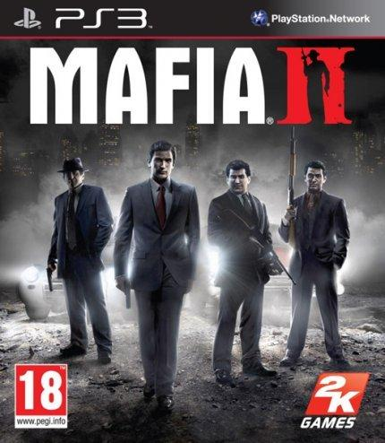 Hra Mafia II pro PS3 Playstation 3 konzole