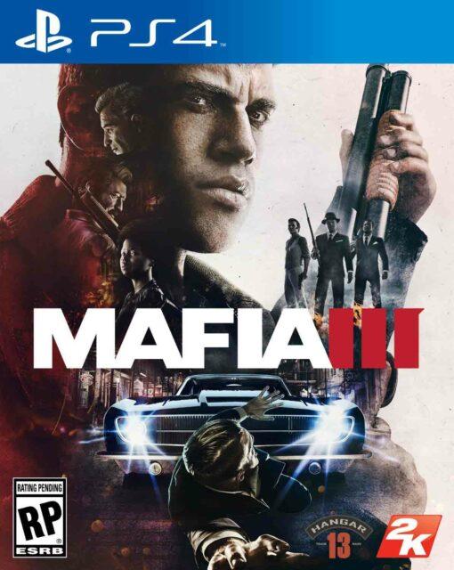 Hra Mafia III pro PS4 Playstation 4 konzole