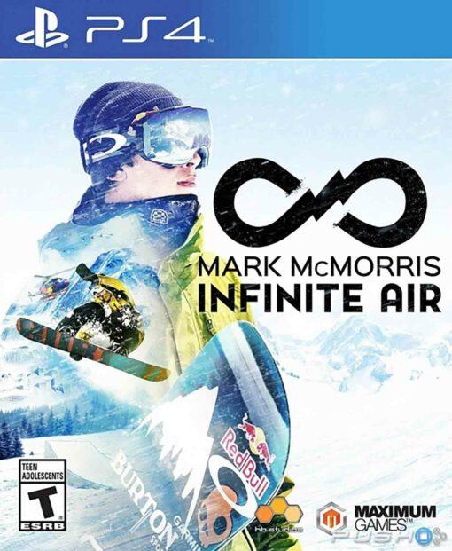 Hra Mark McMorris Infinite Air pro PS4 Playstation 4 konzole