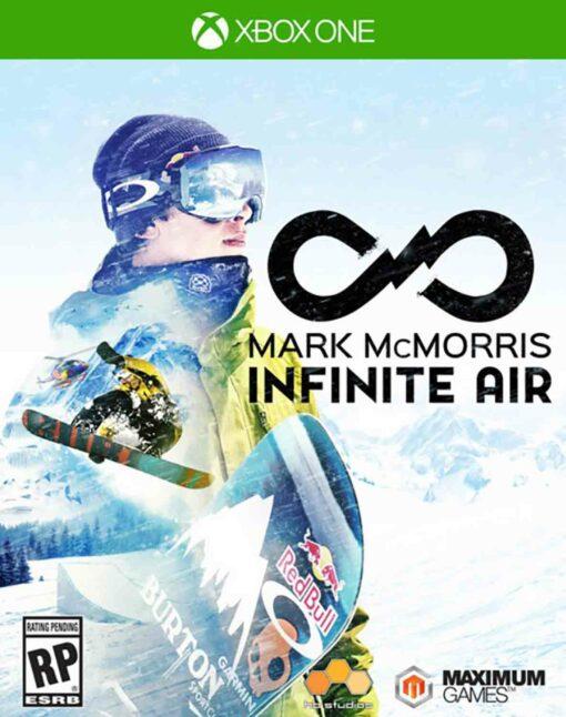 Hra Mark McMorris Infinite Air pro XBOX ONE XONE X1 konzole