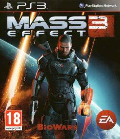 Hra Mass Effect 3 pro PS3 Playstation 3 konzole
