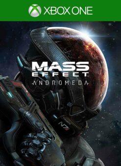 Hra Mass Effect: Andromeda pro XBOX ONE XONE X1 konzole
