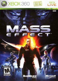 Hra Mass Effect pro XBOX 360 X360 konzole