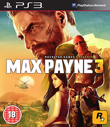 Hra Max Payne 3 pro PS3 Playstation 3 konzole