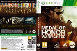Hra Medal Of Honor: Warfighter pro XBOX 360 X360 konzole