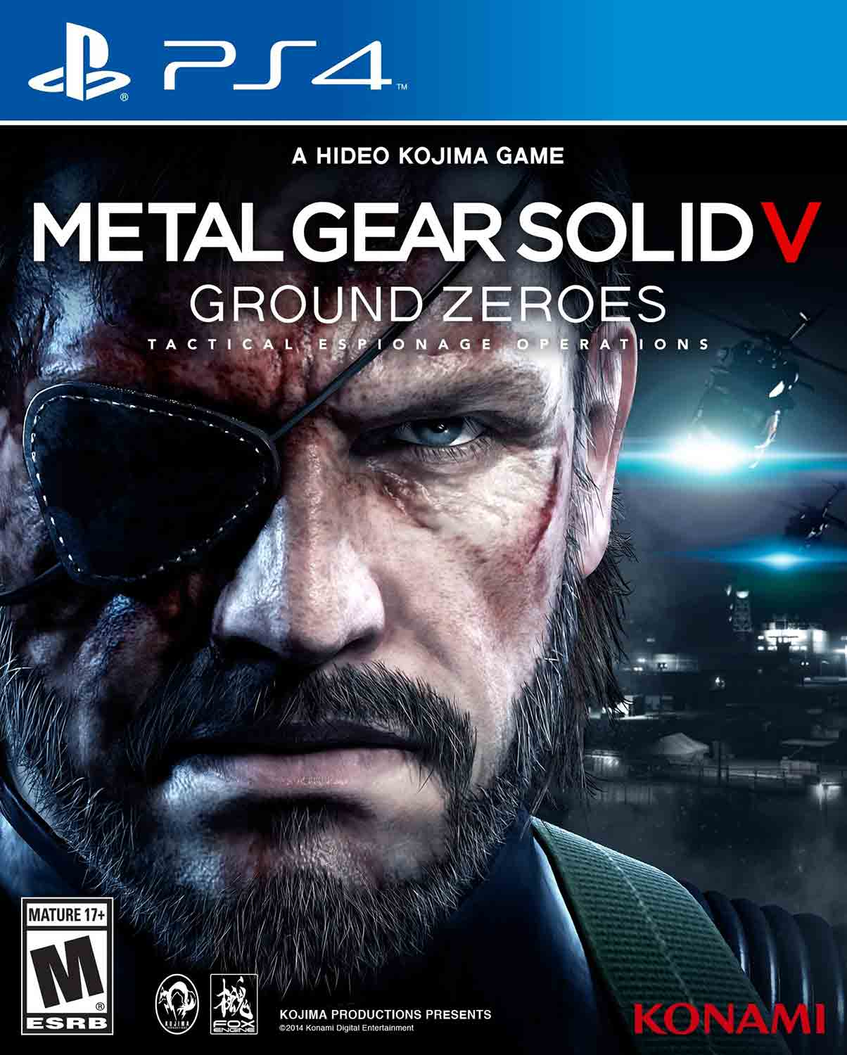 Metal Gear Solid V: Ground Zeroes pro PS4