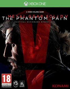 Hra Metal Gear Solid V: The Phantom Pain pro XBOX ONE XONE X1 konzole