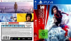 Hra Mirror's Edge: Catalyst pro PS4 Playstation 4 konzole