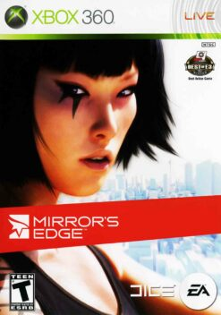 Hra Mirror's Edge pro XBOX 360 X360 konzole