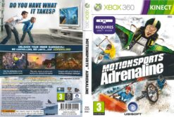 Hra Motion Sports: Adrenaline pro XBOX 360 X360 konzole