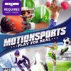Hra Motion Sports: Play For Real pro XBOX 360 X360 konzole