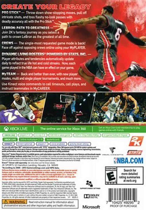 Hra NBA 2k14 pro XBOX 360 X360 konzole
