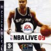 Hra NBA Live 09 pro PS3 Playstation 3 konzole