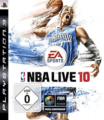 Hra NBA Live 10 pro PS3 Playstation 3 konzole