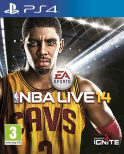 Hra NBA Live 14 pro PS4 Playstation 4 konzole