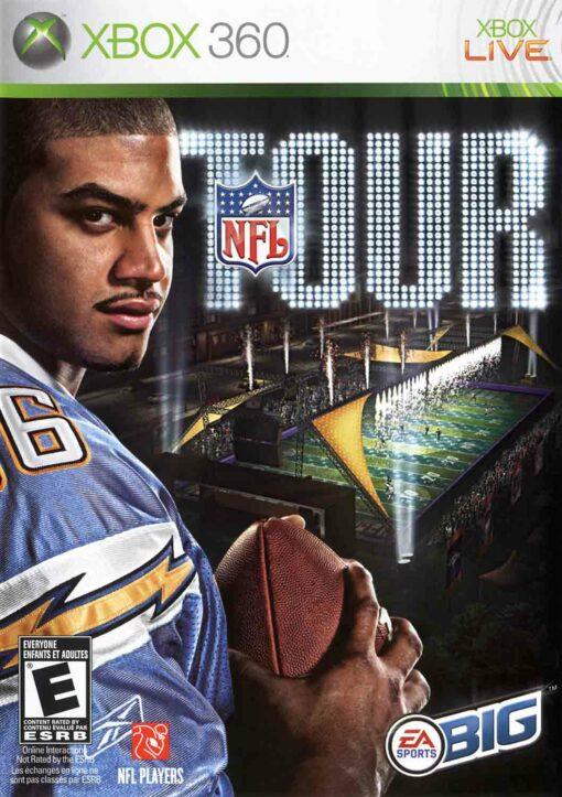 Hra NFL Tour pro XBOX 360 X360 konzole