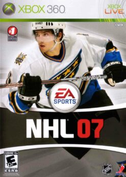 Hra NHL 07 pro XBOX 360 X360 konzole