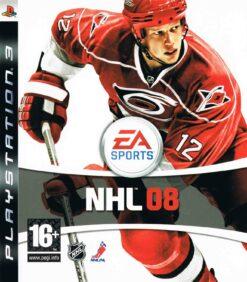 Hra NHL 08 pro PS3 Playstation 3 konzole