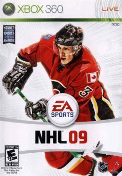 Hra NHL 09 pro XBOX 360 X360 konzole