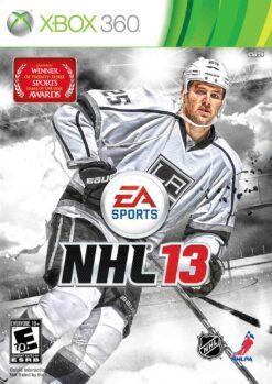 Hra NHL 13 CZ pro XBOX 360 X360 konzole