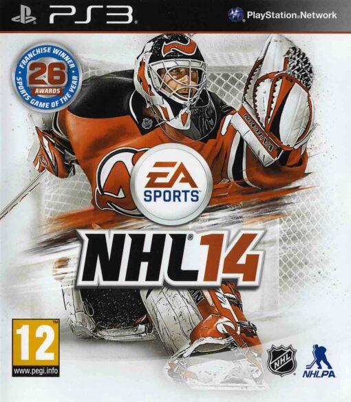 Hra NHL 14 pro PS3 Playstation 3 konzole