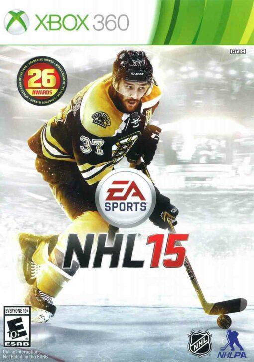 Hra NHL 15 pro XBOX 360 X360 konzole