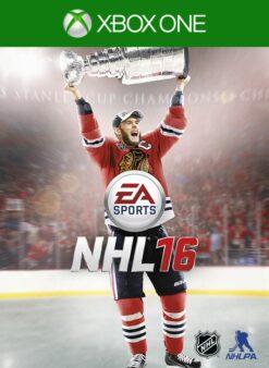 Hra NHL 16 pro XBOX ONE XONE X1 konzole