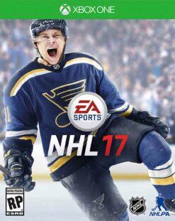 Hra NHL 17 pro XBOX ONE XONE X1 konzole
