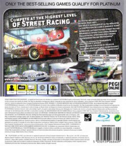 Hra Need For Speed: Pro Street pro PS3 Playstation 3 konzole