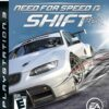 Hra Need For Speed: Shift pro PS3 Playstation 3 konzole