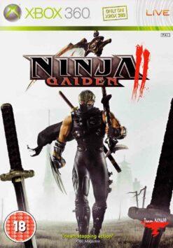 Hra Ninja Gaiden 2 pro XBOX 360 X360 konzole