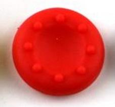 Ochranné čepičky na ovladač - červené (pro XBOX 360 a PS3) příslušenství