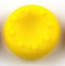 Ochranné čepičky na ovladač - žluté (pro XBOX 360 a PS3) příslušenství