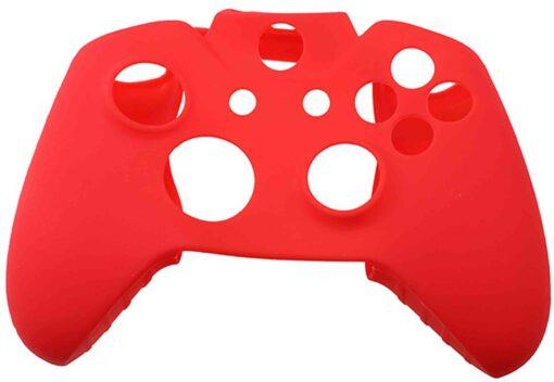 Ochranný obal pro ovladač XBOX ONE - červený (typ 2) příslušenství